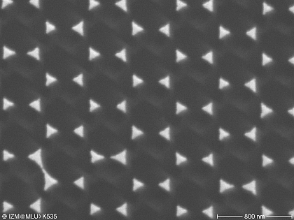 Nanostructured surface